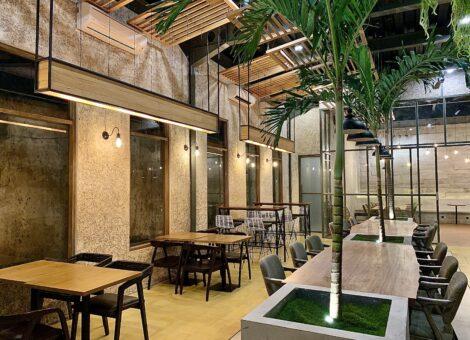 Antara Kata Cafe Majapahit